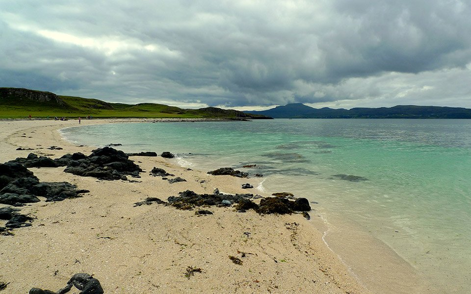 Coral Beach, Macleod Tables, Dunvegan, Isle of Skye