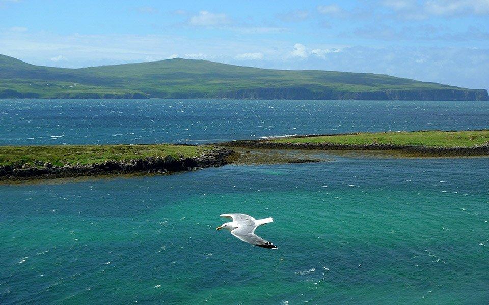 Coral Beach, Dunvegan Head, Isle of Skye