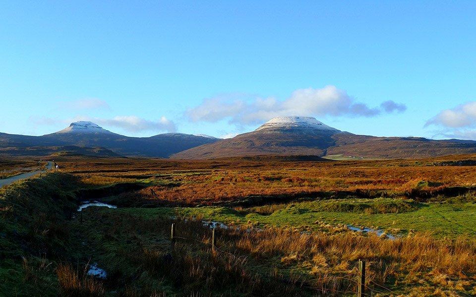 MacLeod Tables, Dunvegan, Isle of Skye