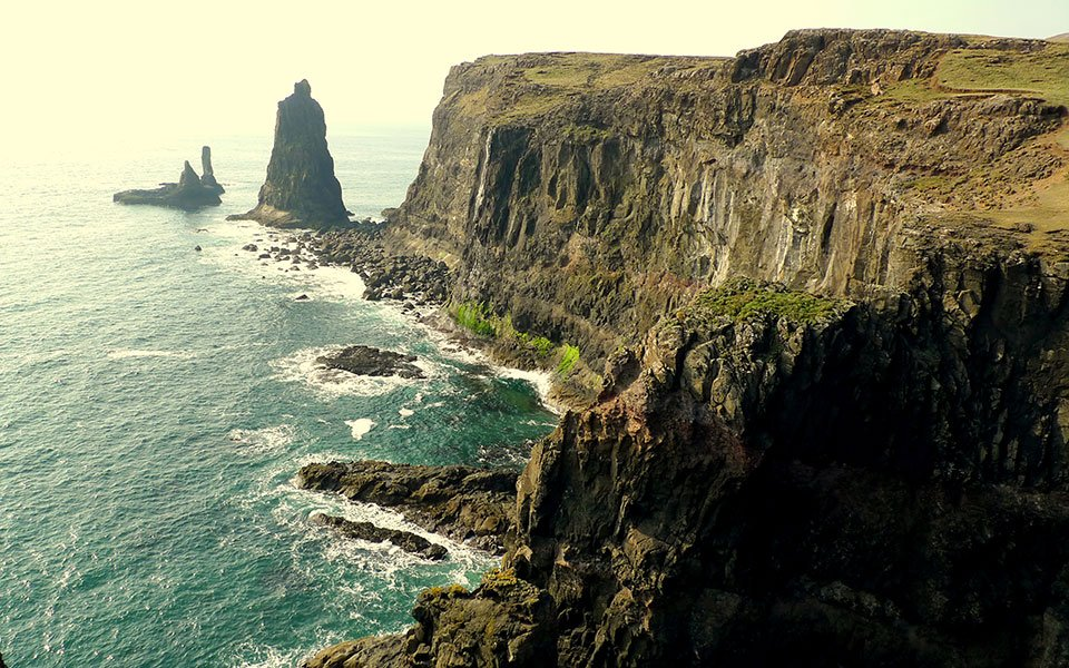 The Three Maidens, Orbost, Isle of Skye